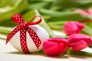easter egg present