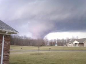 henryville tornado