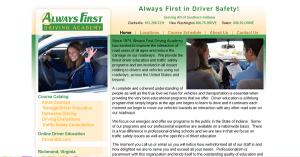 Always First Driving Academy screenshot