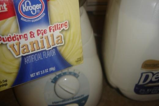 instant vanilla pudding