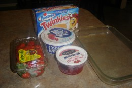 twinkie cake ingredients