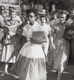 little rock desegregation