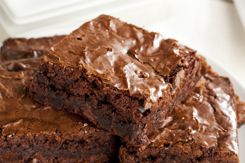Low Carb, Gluten Free Brownies that Are Moist and Delicious