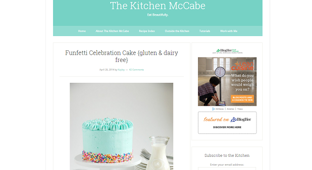 the kitchen mccabe