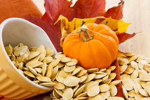 Roast Your Own Pumpkin Seeds