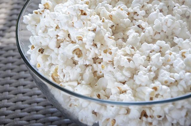 Healthier Popcorn in a Snap