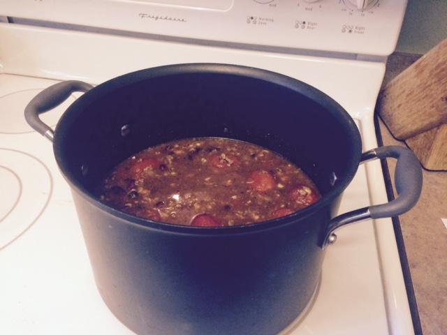 Taco Soup Supreme