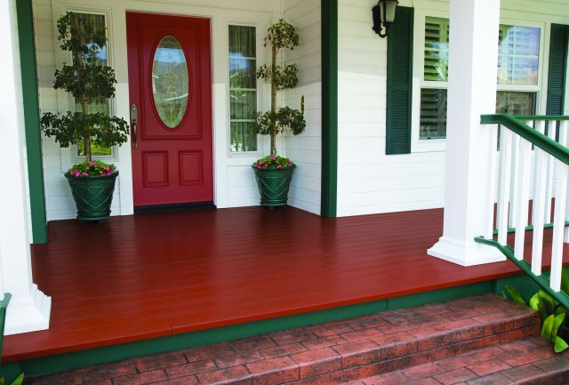 Behr porch paint