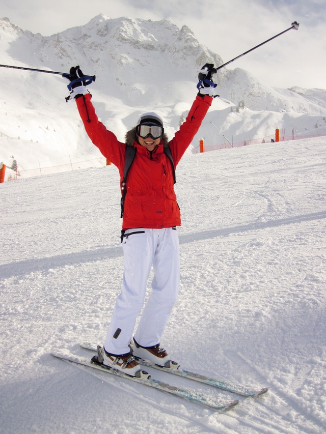 Go Ski! Skiing Terms for Beginners