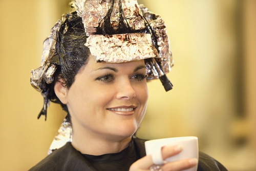 Coloring Your Own Gray Hair at Home