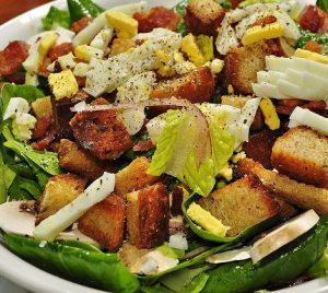 Recipe for Homemade Croutons