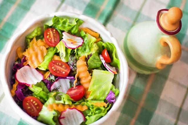 Grow a Garden Salad