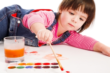 Ideas for Indoor Toddler Activities