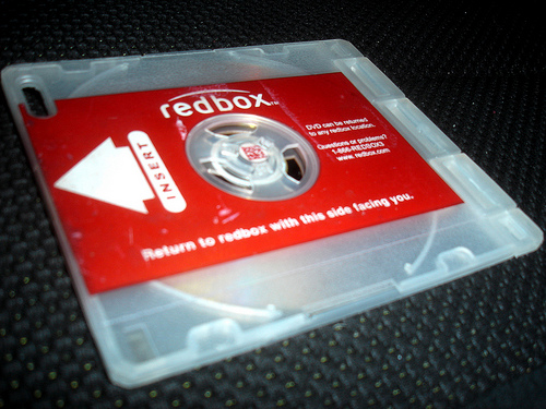 Redbox Etiquette