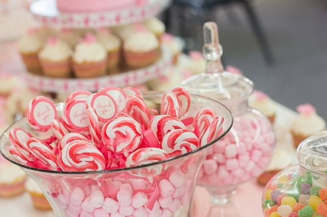 How a Candy Buffet Put Me Over the Edge of Sanity