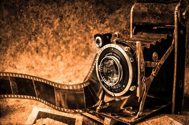 old photos camera