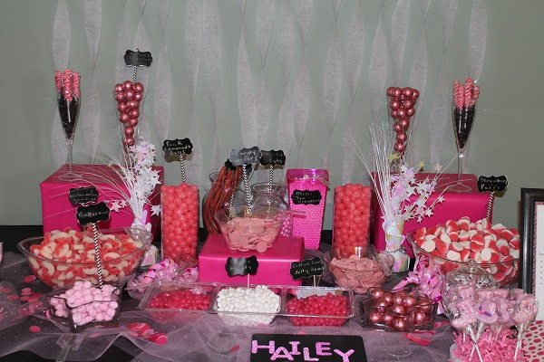 My Candy Buffet Experience – Expensive, Crazy, but Super Cute