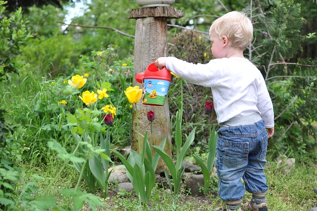 Gardening with Kids – Easy Plants and Techniques for Children