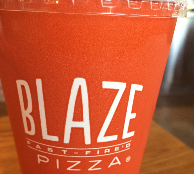 Blaze Pizza Review