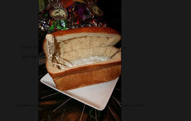 bread coffin