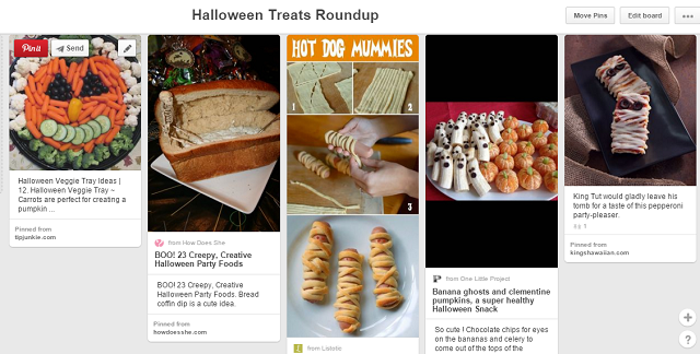 Roundup of Cute Halloween Treats for Parties