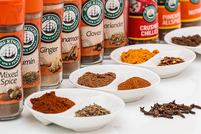Organizing Your Spice Cabinet – Step # 2