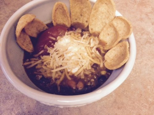 Easy Taco Soup Supreme