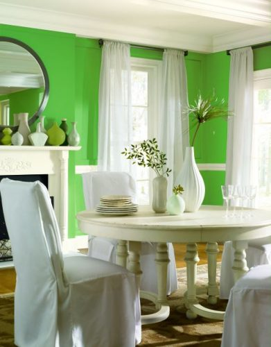 Feng Shui for Dining Rooms