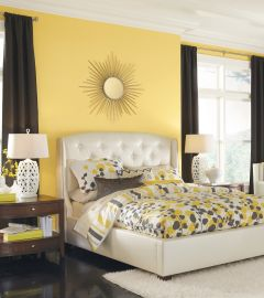 Yellow Interiors Impact Home Sales