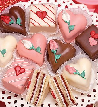 Tasty Valentine's Day Gifts with Direct-to-Door Delivery