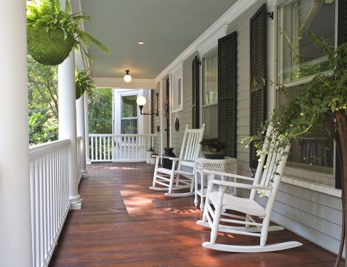 Create a Porch Retreat