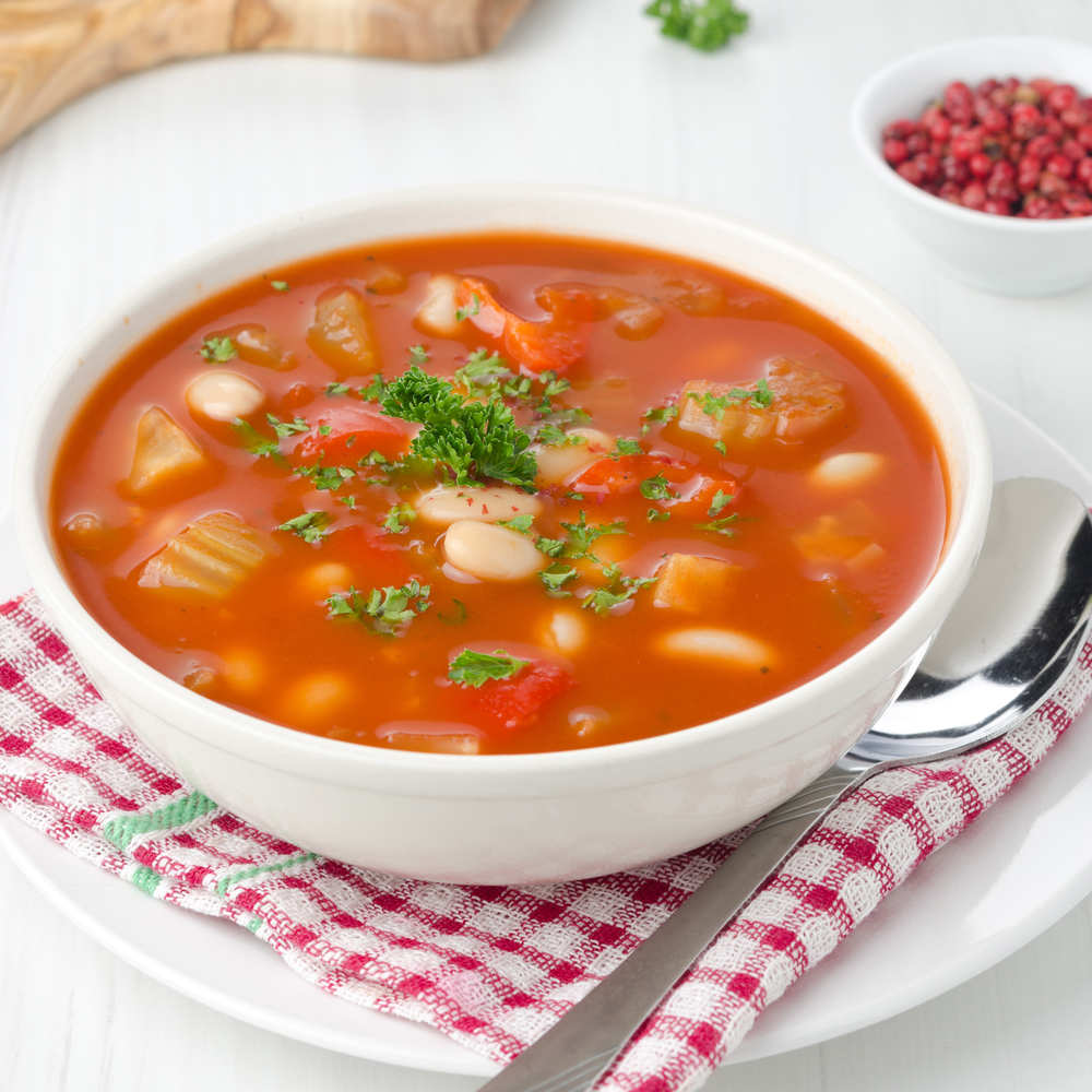 Frugal Dinner – Country Vegetable Soup Just Like Grandma Made