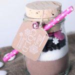 Make your own food gift jars for Christmas presents