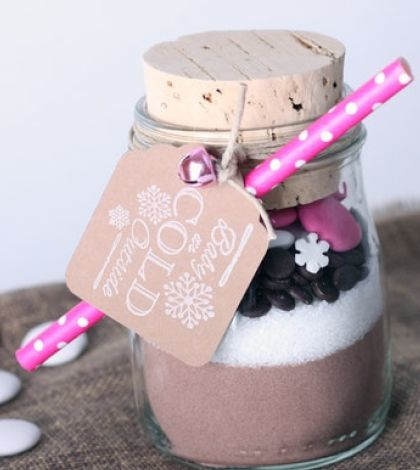 Food Gift Jars