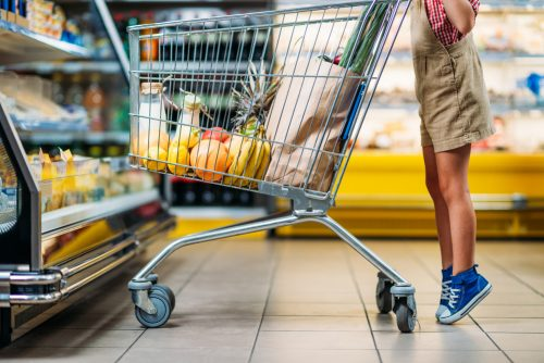 Wegmans Grocery Pickup $50 Shopping List and Meal Plan