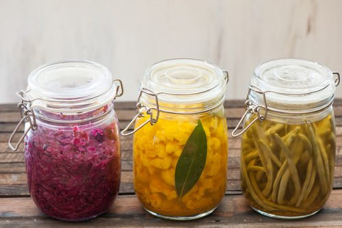 Using Fermented Foods