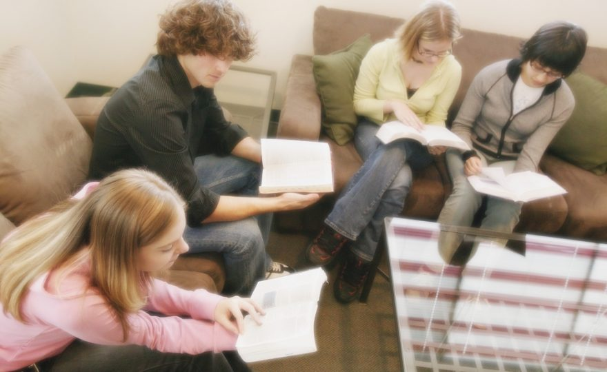Youth Group Bible Study about Peer Pressure