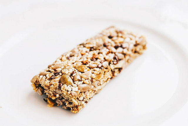 Frugal After School Granola Bar Snacks