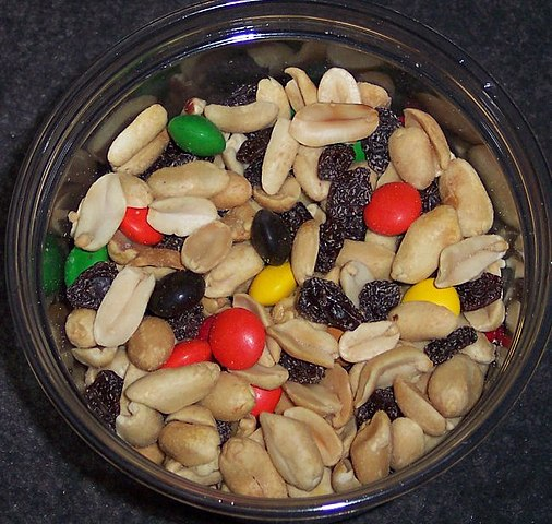 trail mix mix