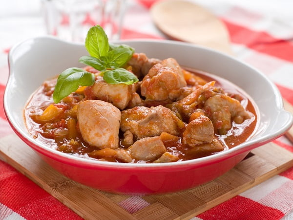 Easy Crock Pot Chicken Provencal Recipe