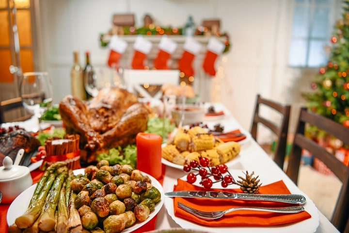 Cheap Dinner Ideas for a Crowd During the Holidays