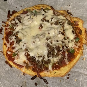 low carb personal pizza crust recipe