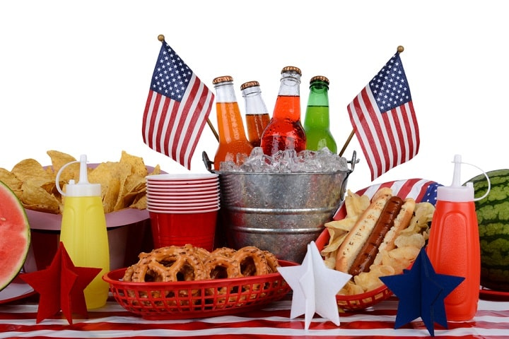 fourth of july recipes roundup