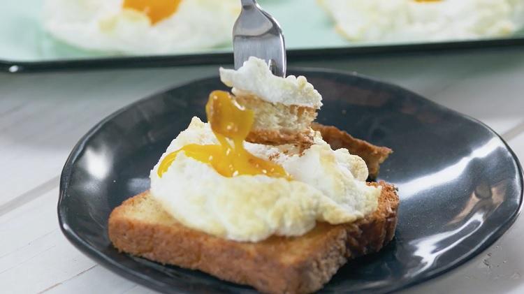 cheap egg dish recipes cloud eggs