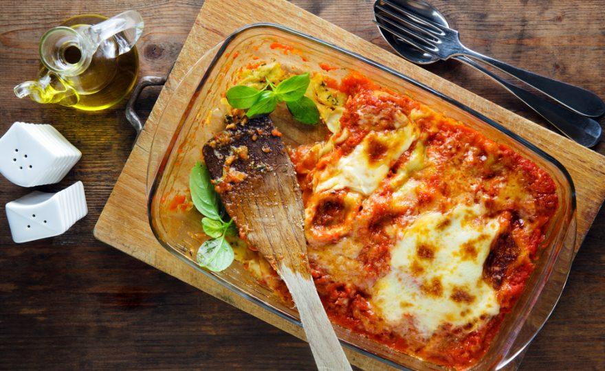 Easy and Delicious Budget Lasagna